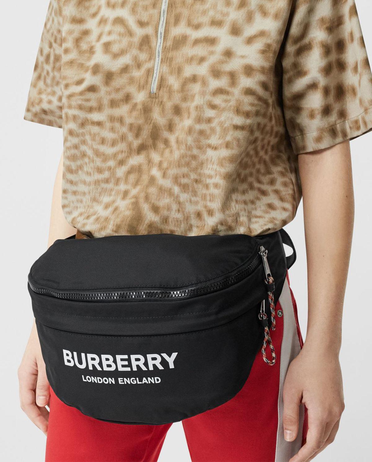 Plecakonerka Burberry
