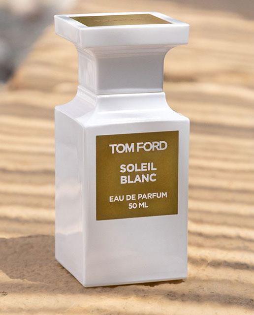 perfumy soleil blanc tom ford