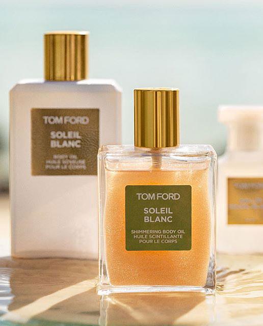 olejek soleil blanc tom ford beauty