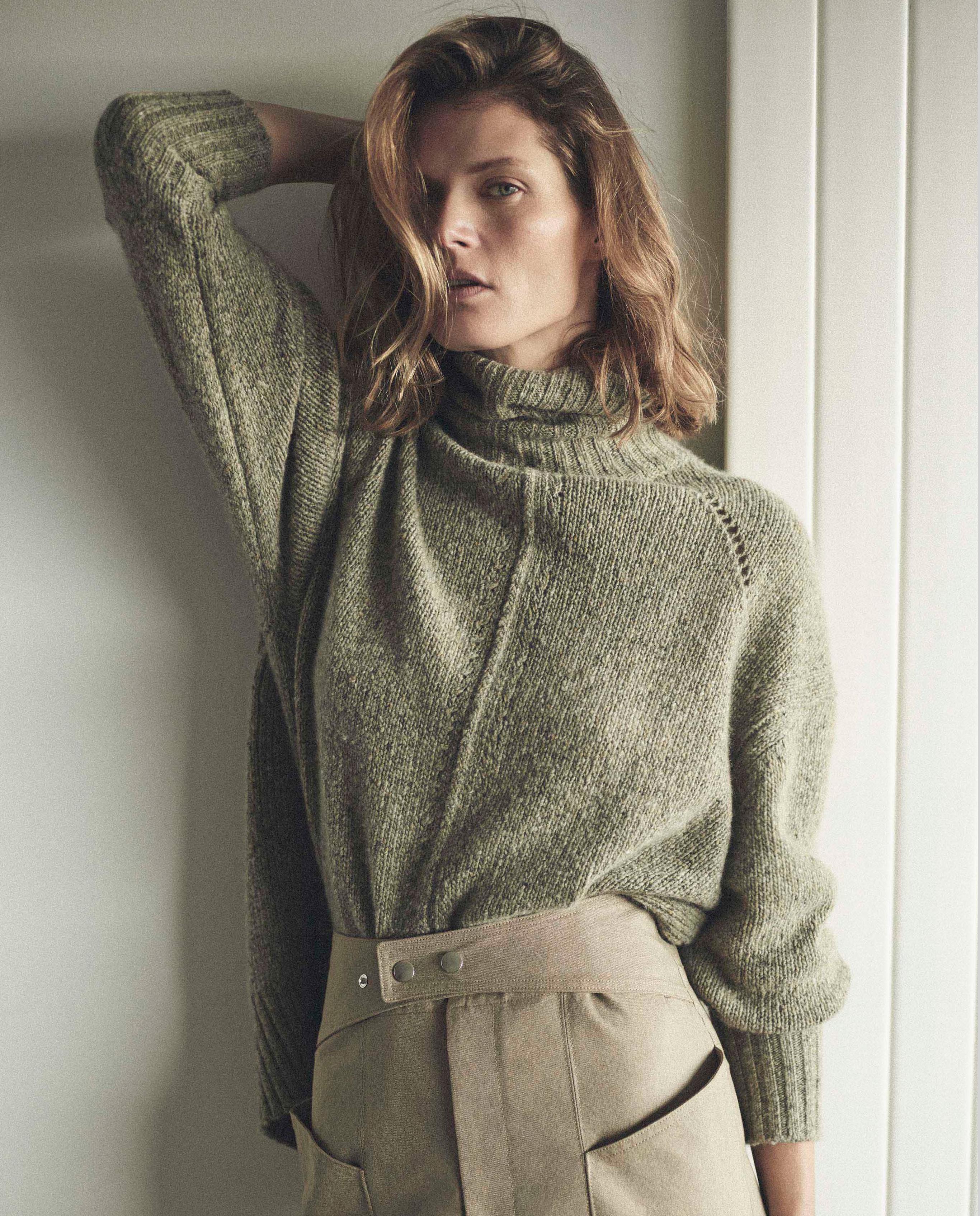 Małgorzata Bela sweter Isabel Marant