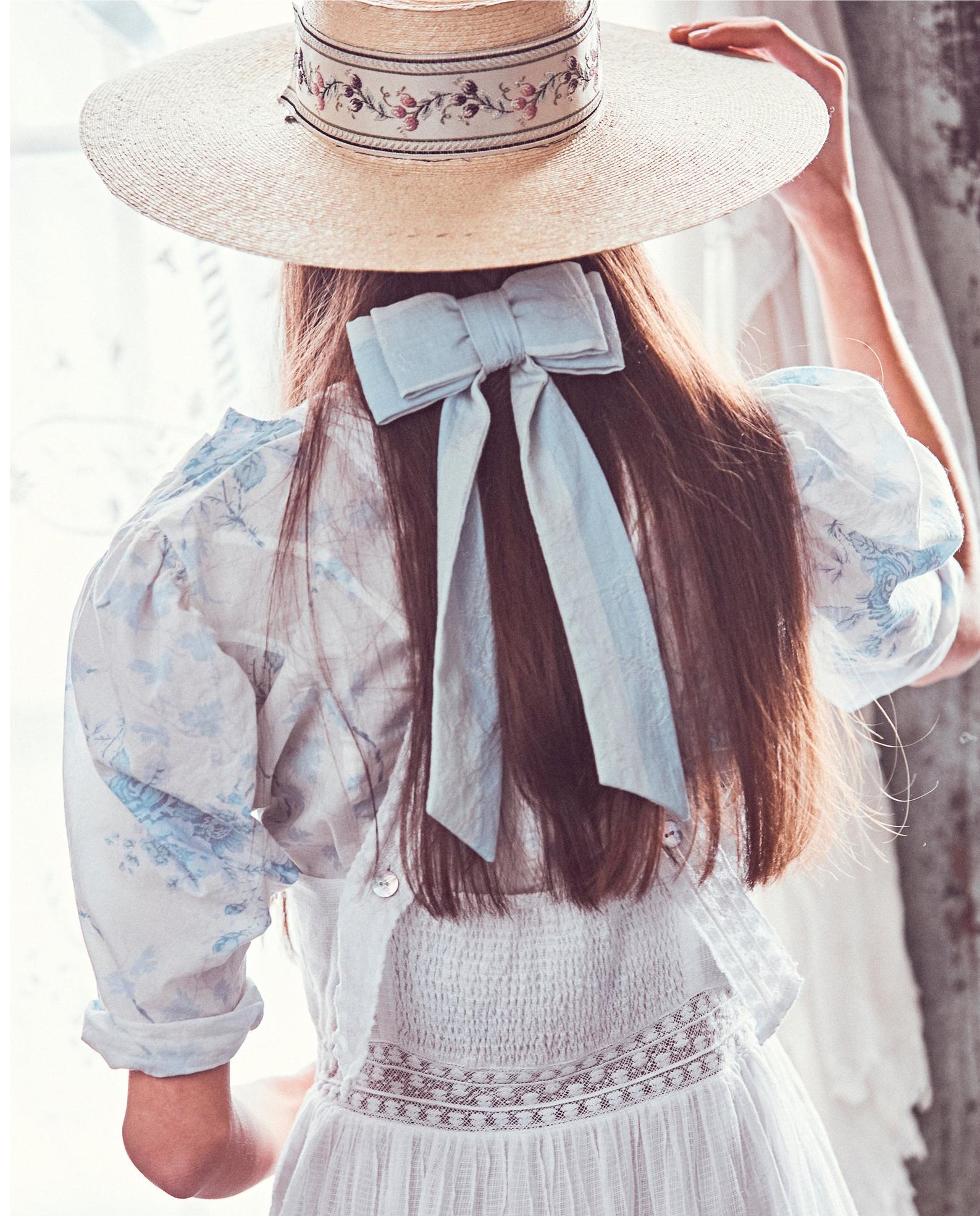 kapelusz love shack fancy