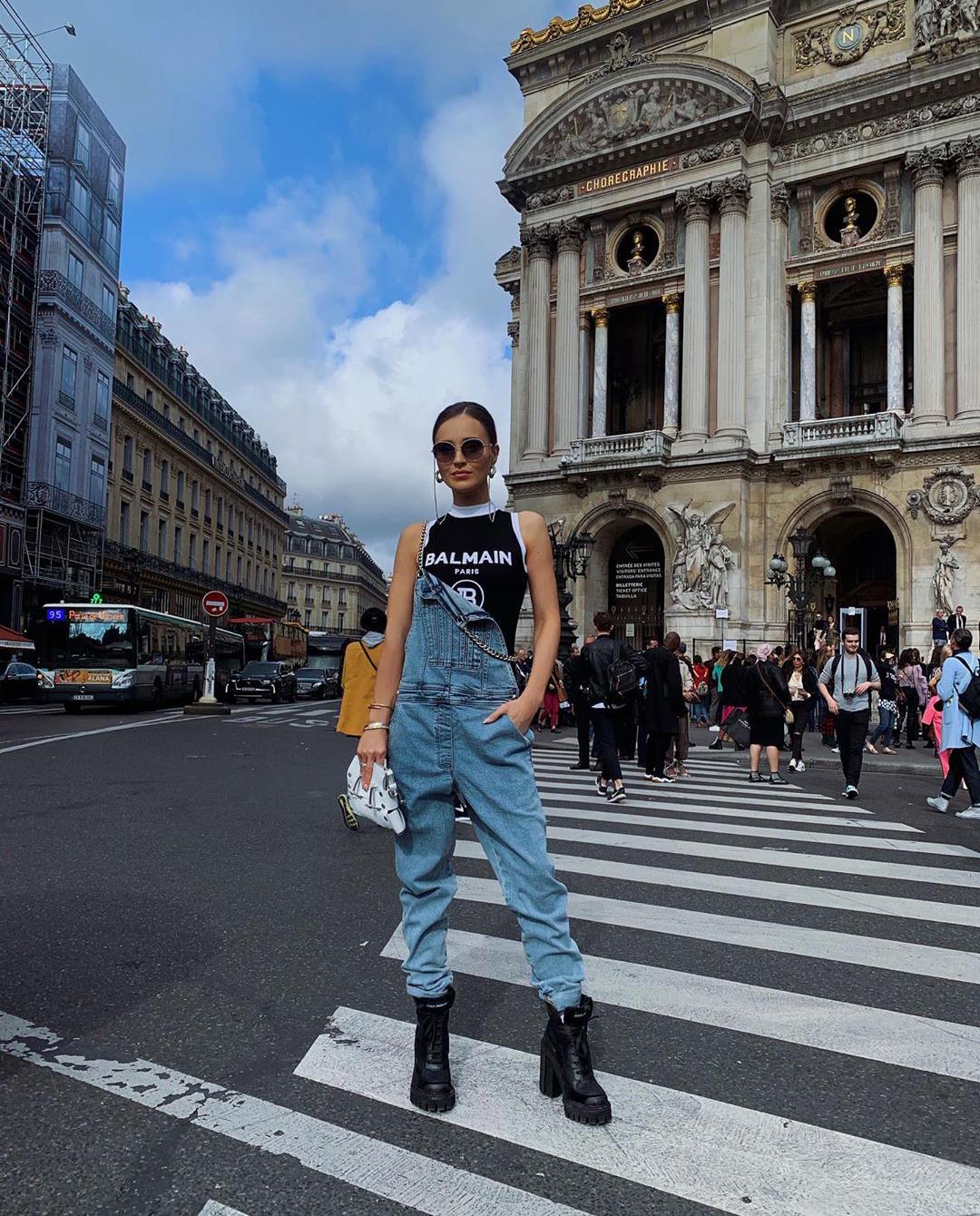 marina łuczenko kobieta paryż instagram