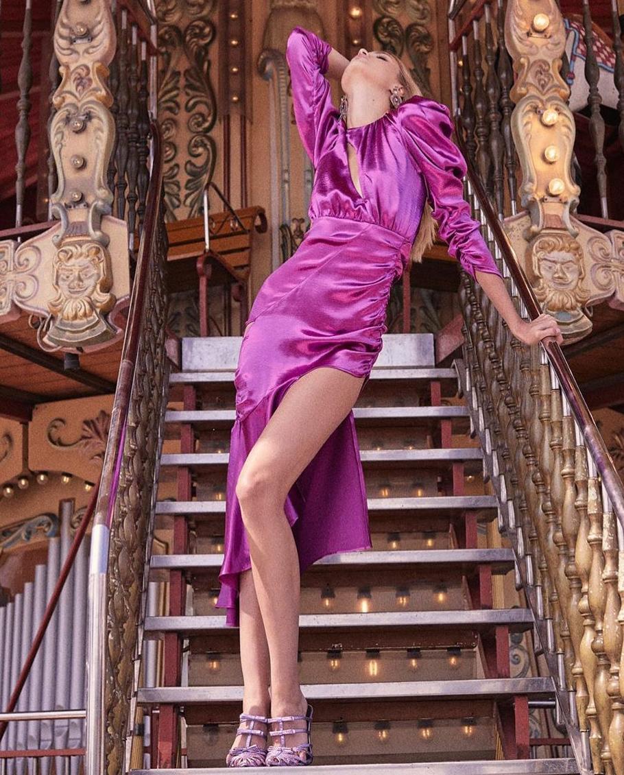 sukienka modelka for love and lemons