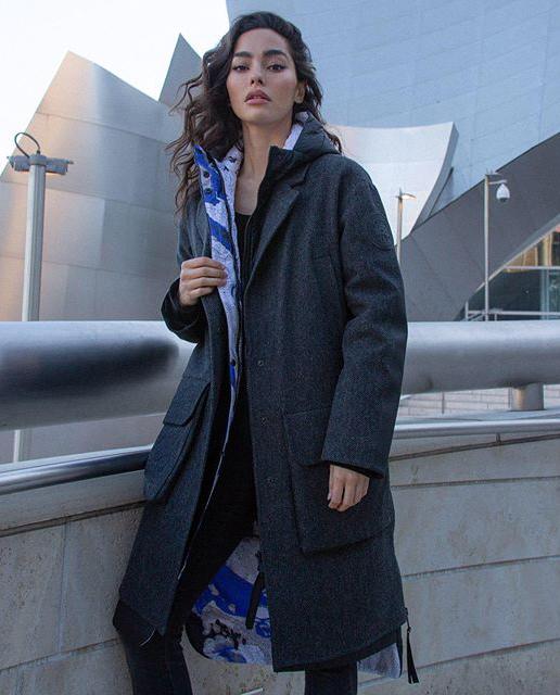 kobieta płaszcz canada goose