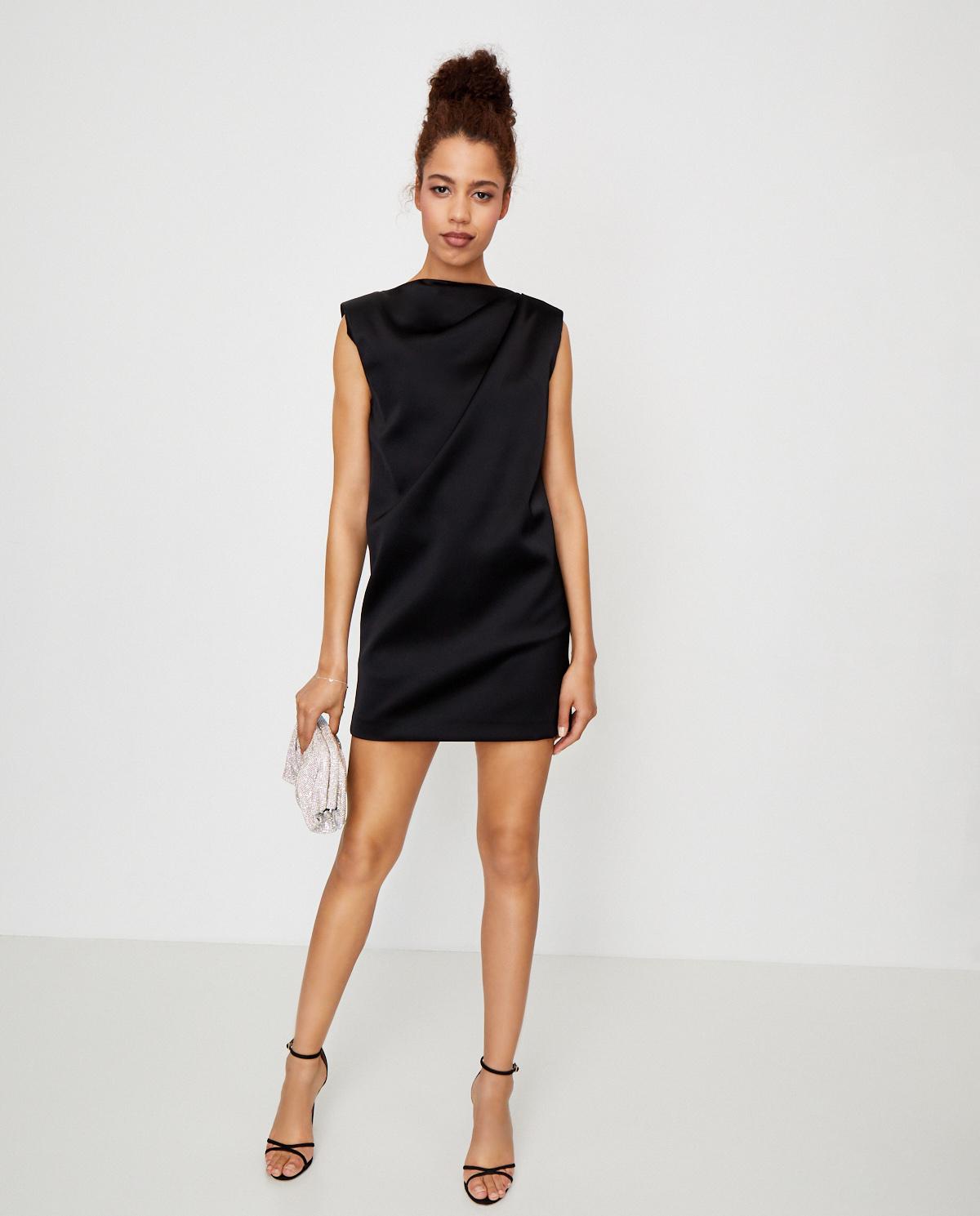 Czarna sukienka Cali Gauge81 CALI BLACK
