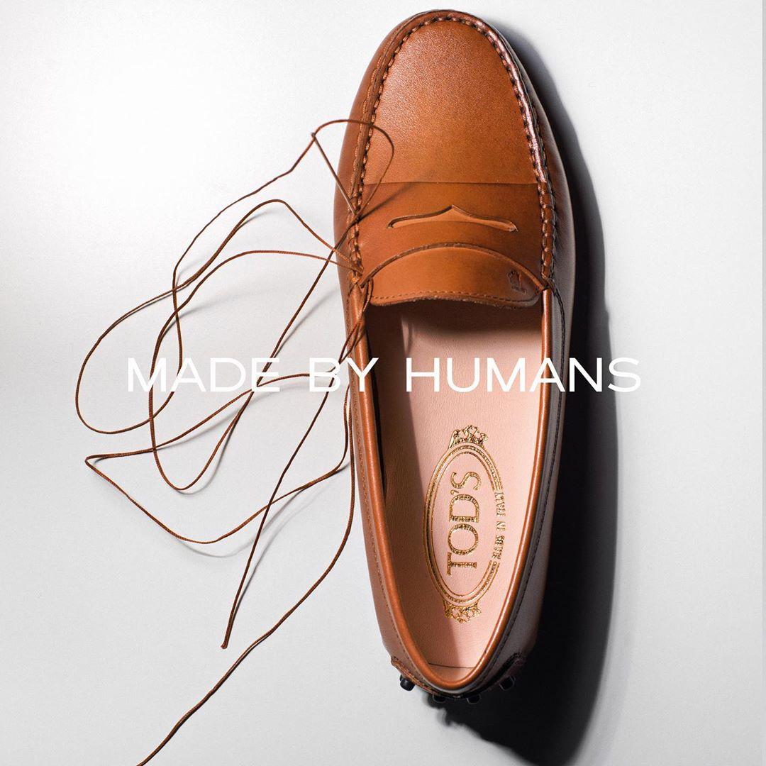 Buty Tod's wykonywane ręcznie