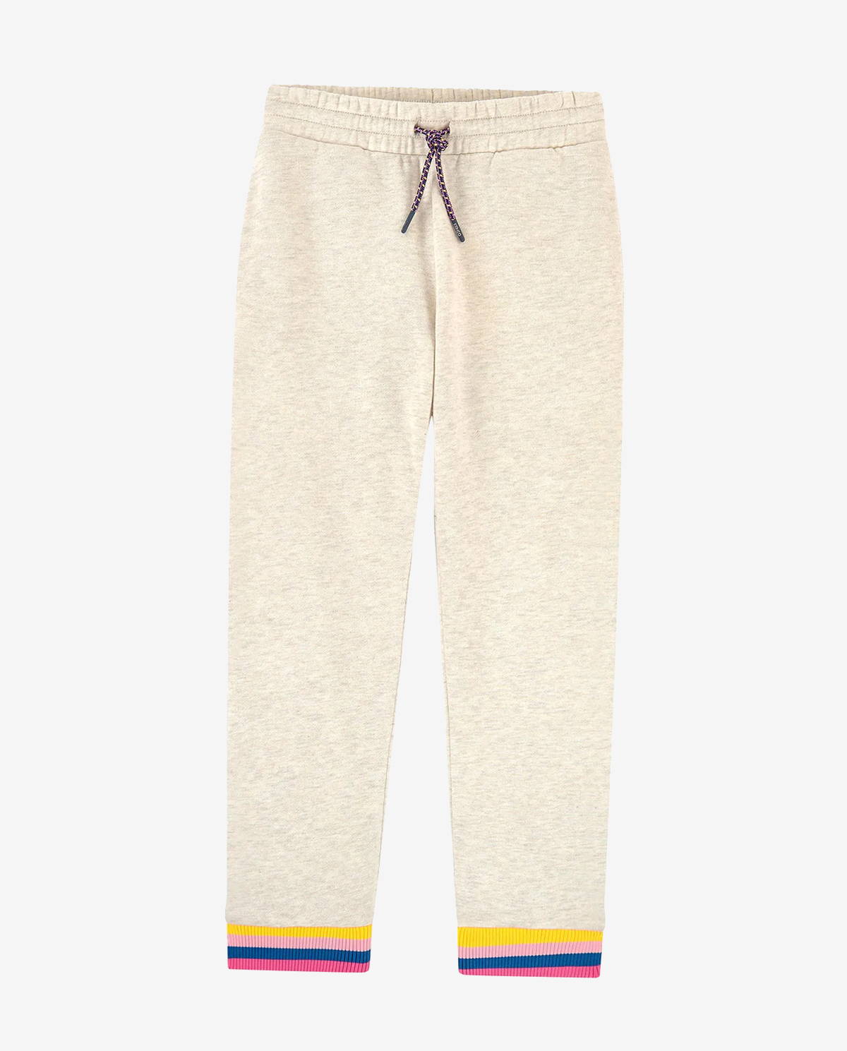 Beżowe spodnie dresowe Ventura 3-12 lat Kenzo Kids KR23018 17