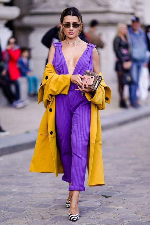 colorblocking outfit pinterest