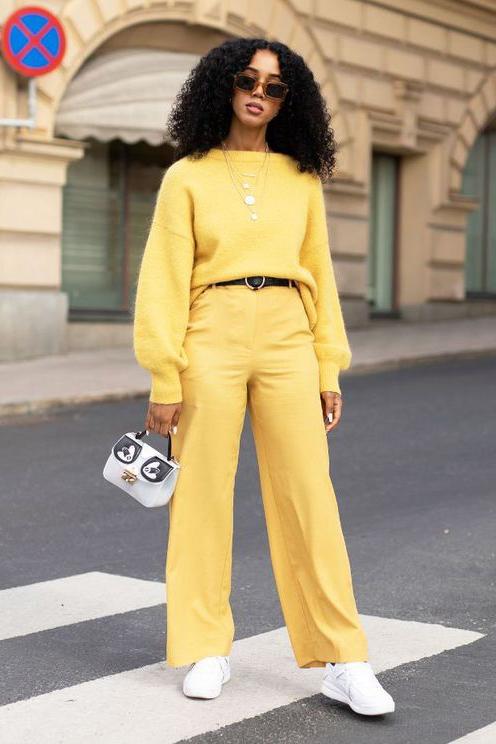 monochromatic outfit pinterest
