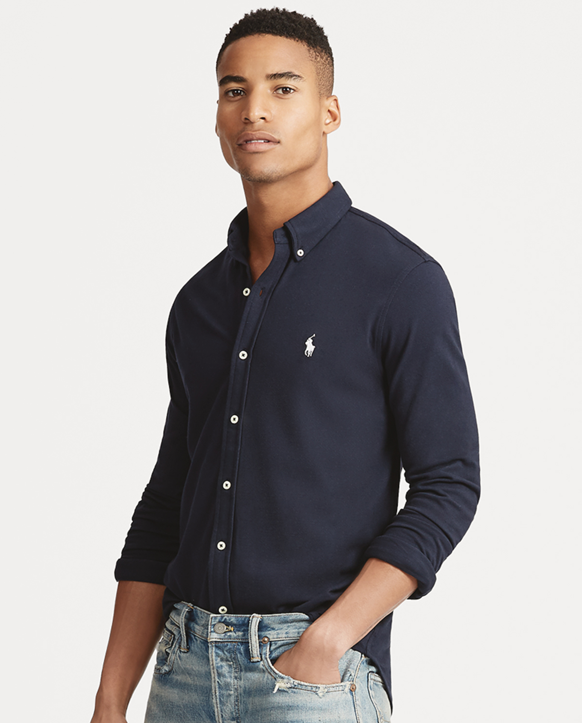 Koszula Custom Fit Polo Ralph Lauren 710654408016