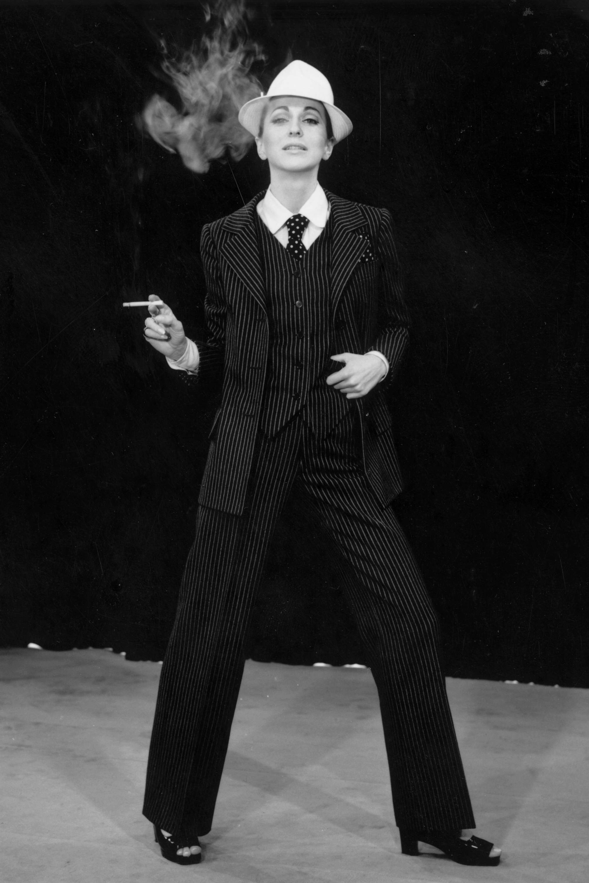 Le Smoking Yves Saint Laurent 1966