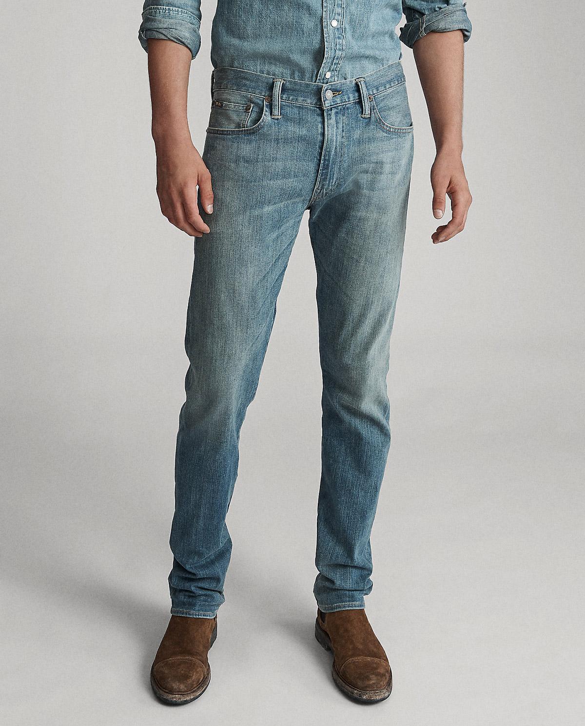Jeansy Varick Slim Straight Polo Ralph Lauren 710613952011