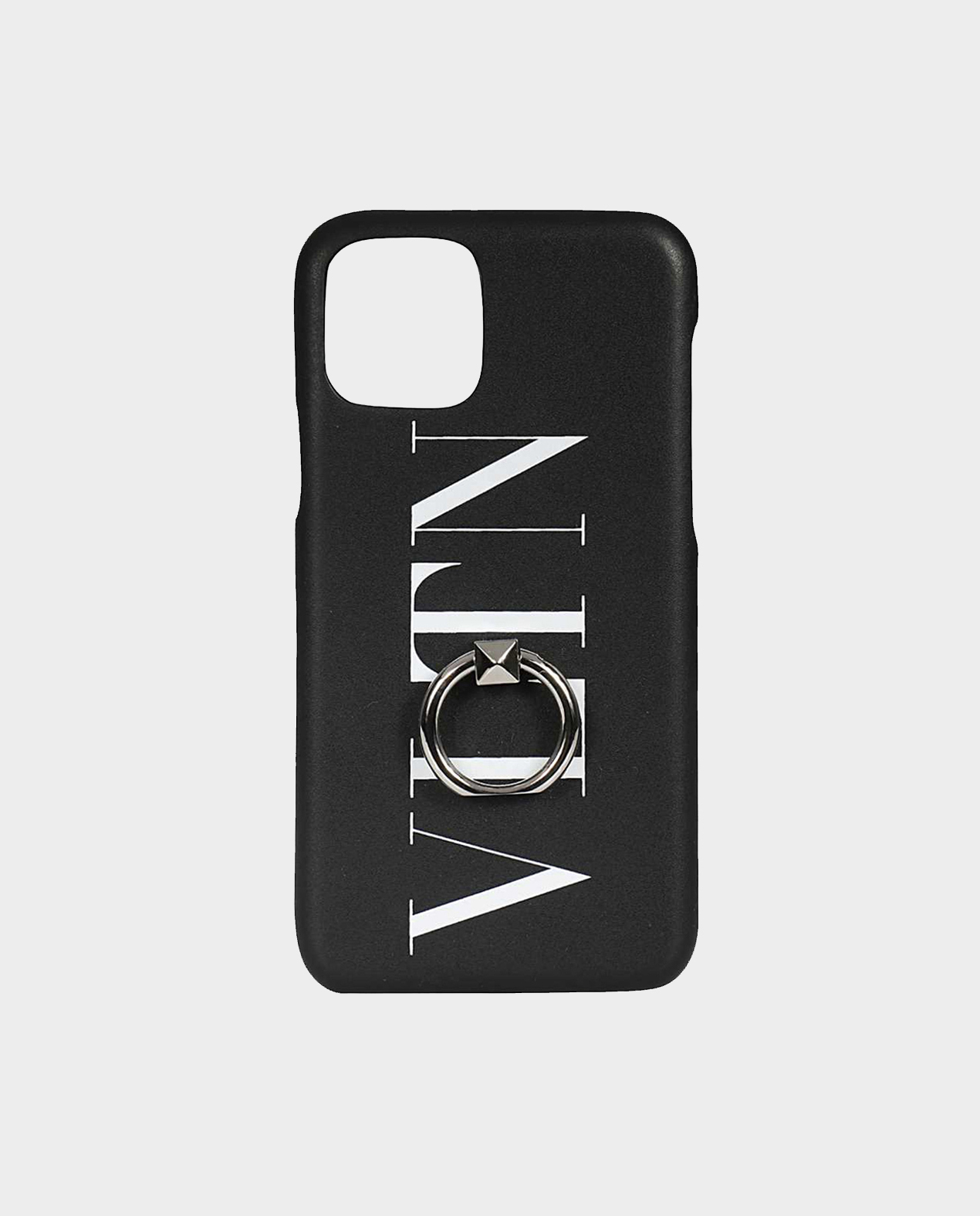 Czarny case na iPhone 11 VLTN Valentino UY2P0R55FFL 0NO