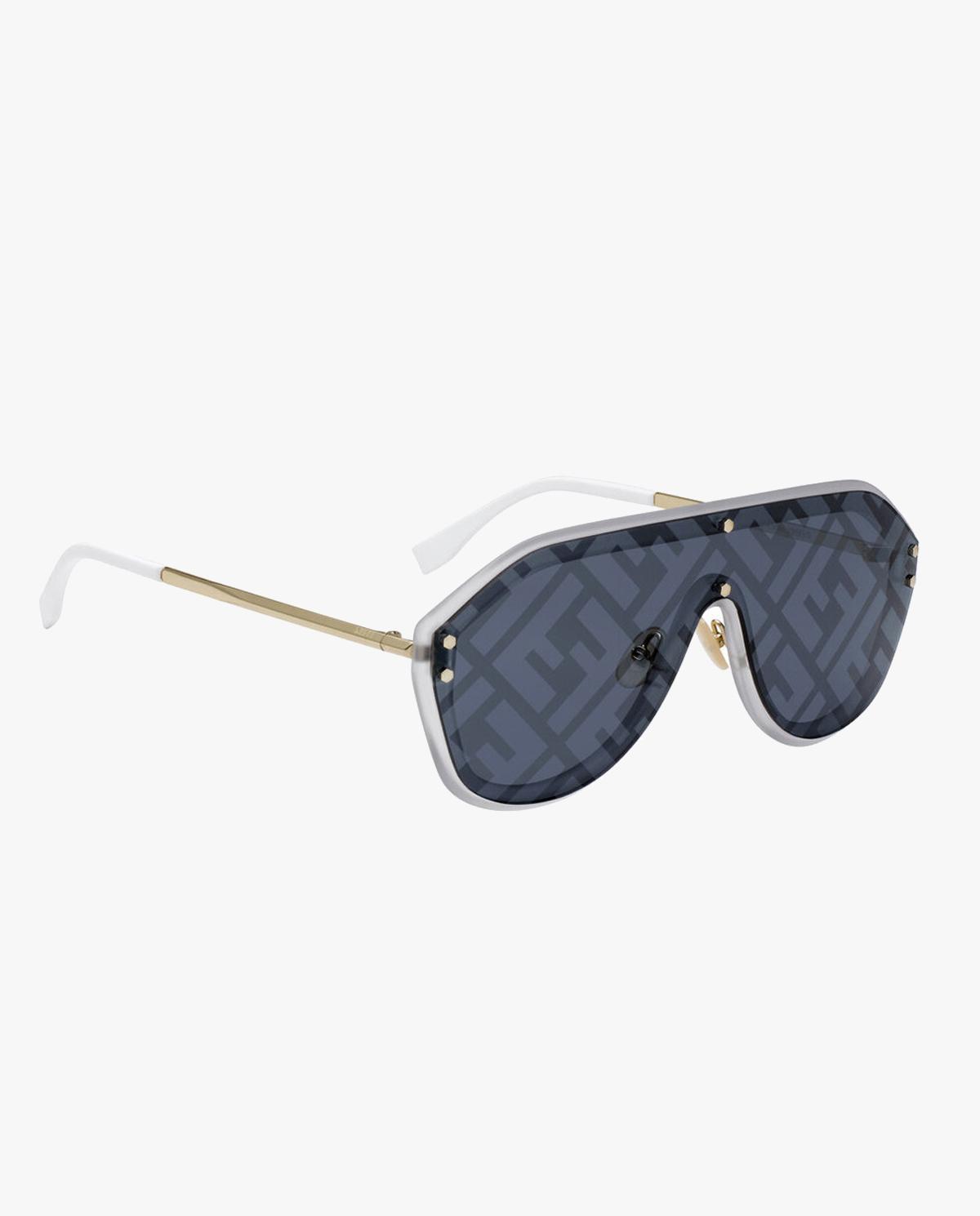 Okulary przeciwsłoneczne z logo Fendi FF/S M0039/G 83I 99-7R