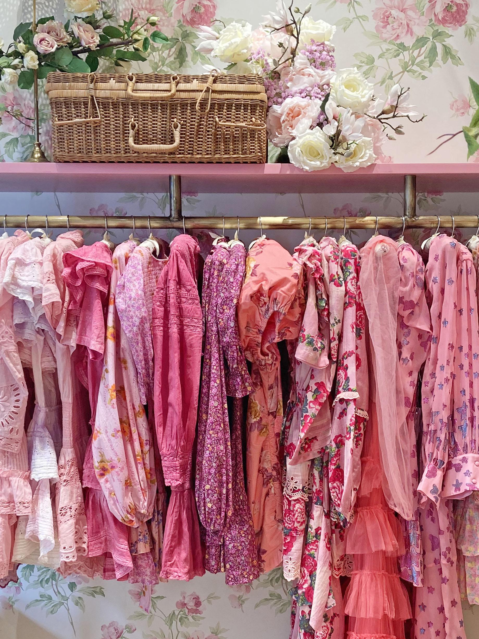 Shop-in-shop LoveShackFancy